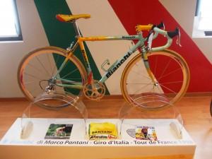 Fiets marco Pantani